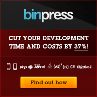 Binpress - Components, packages, classes and scripts that cut development time and costs