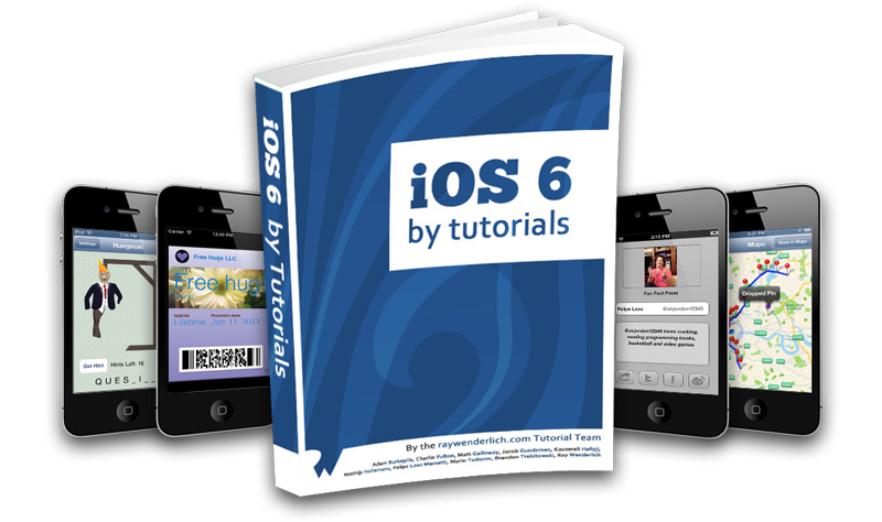 iOS 6 by Tutorials